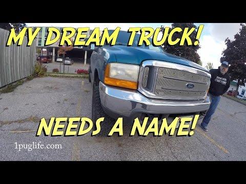 I Bought My Dream Truck (fummins)