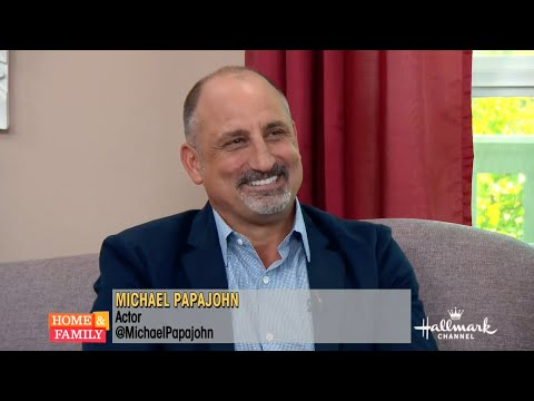 Michael Papajohn in Hallmark Channel