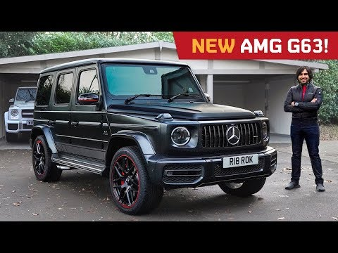 Mr AMG on New G63 - An AMG Icon, Reborn! Full Review