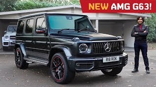 Mr AMG on the New G63! - From Past to Present!