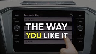 Personalise YOUR VW | VW Tips