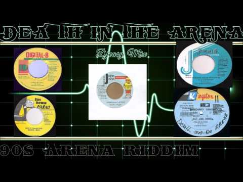 Death in the Arena Riddim 90s Mega mix [Xterminator,Jammys,Bobby Digital,John John,Firehouse+