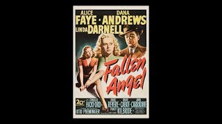 MOVIES FROM A-Z: FALLEN ANGEL (1945)