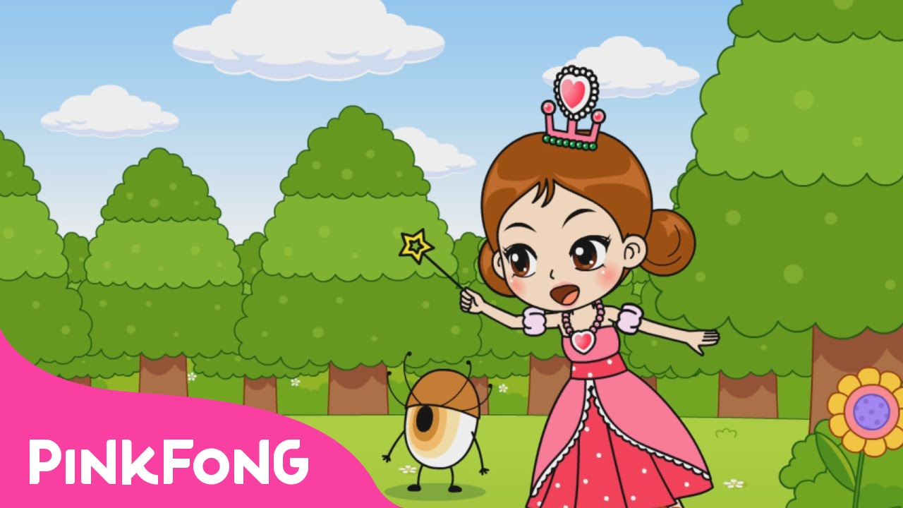 The Best of Princesses | Princess Stories | PINKFONG Story Time for Children