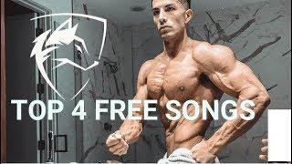 TOP 4 FREE SONGS  BEST FREE VLOG MUSIC, TRAINING MUSIC, BEST FREE ALPHALETE SOUND MUSIC
