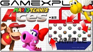 3 NEW Characters Revealed for Mario Tennis Aces in Preorder Bonus! (Birdo, Diddy, & Paratroopa!)