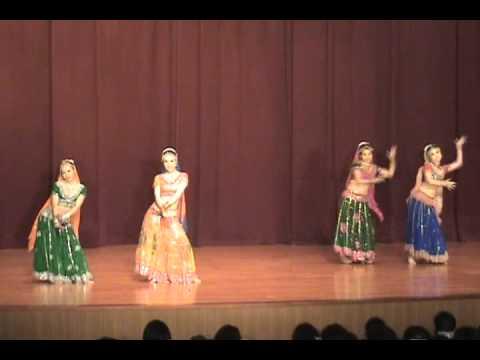 金豔印度舞大賽第一屆【 2010】社會組亞軍,NAVARASA印度舞蹈團
