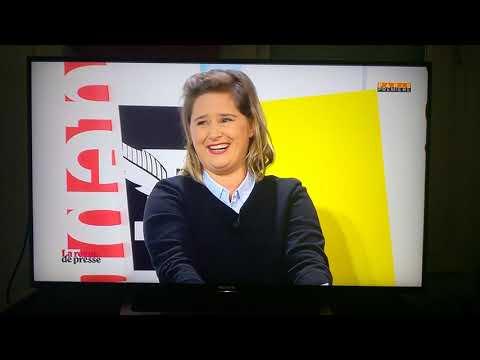 """Elodie Poux - """"Traverser la rue"""" (La revue de Presse du 29-09-18)"""