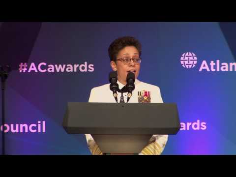 2017 Distinguished Leadership Awards – ADM Michelle Howard ...
