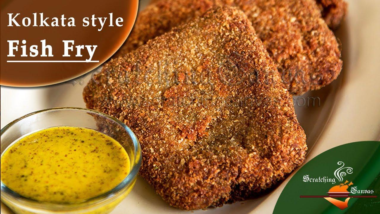 Kolkata fish fry recipe bengali fish fry kolkata street food kolkata fish fry recipe bengali fish fry kolkata street food durga puja special forumfinder Choice Image