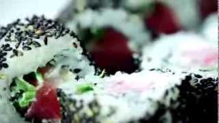 Reklama sushi