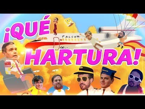 Qué Hartura by Trazzto - Rosalía Con Altura versión Elecciones 10N