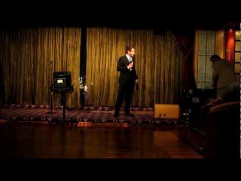 christos hosting karaoke n1