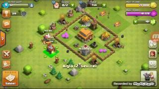 Clash of clans (buyrun klana)