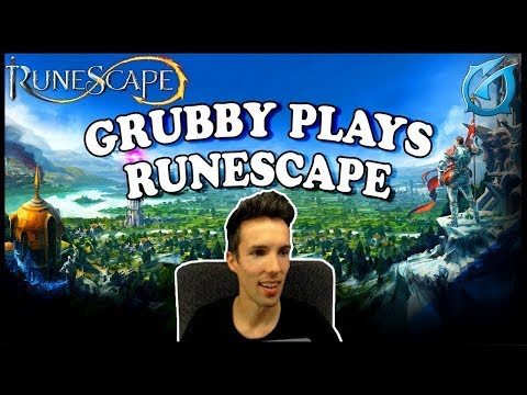 Grubby | RuneScape | First steps in Gielinor!