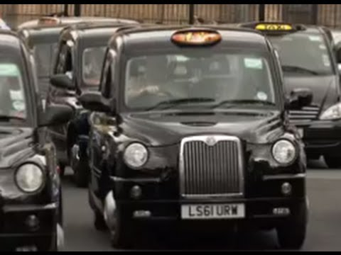 10 London Black Cab Facts