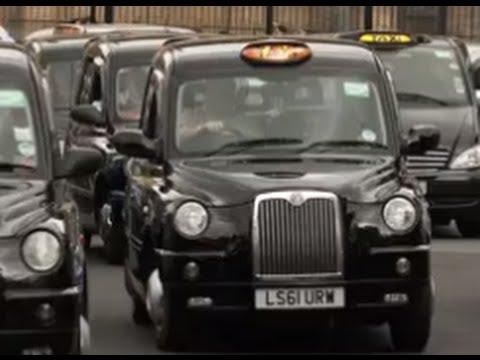 10 London Black Cab Facts