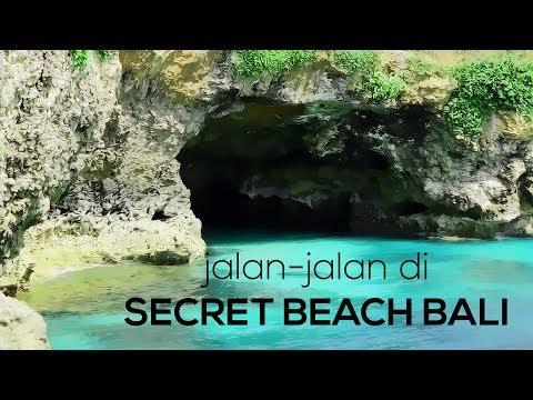 Jalan Jalan Ke Secret Beach Bali :)