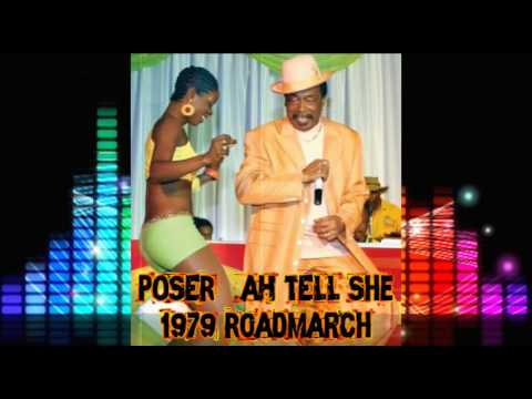 Poser - Ah Tell She [1979 Road March]
