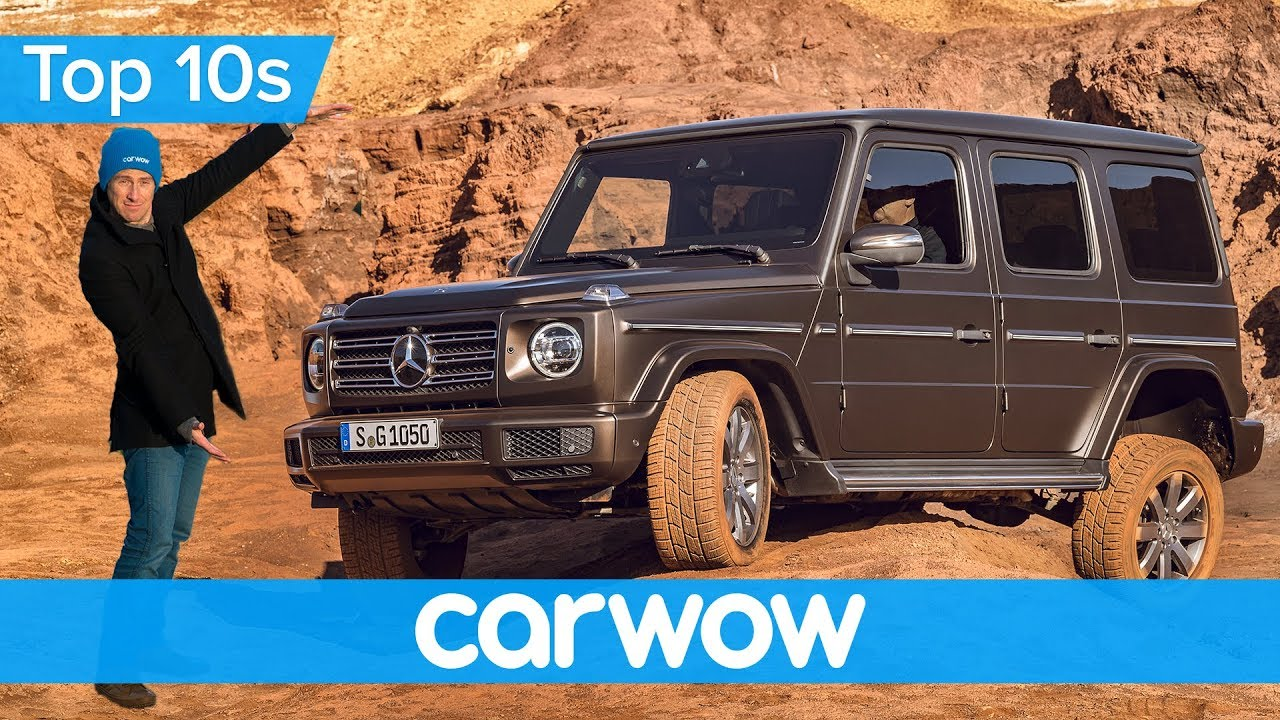 All-new Mercedes G-Class 2019 revealed - have they ruined or revived this icon? - Dauer: 2 Minuten, 17 Sekunden