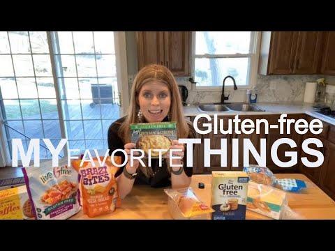 My Favorite Things: Gluten Free Grocery Haul [Best Gluten Free Foods List]