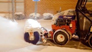 Sidewalk Snow Removal Equipment by Ventrac Thumbnail