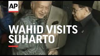 Download lagu INDONESIA: JAKARTA: PRESIDENT WAHID VISITS SUHARTO