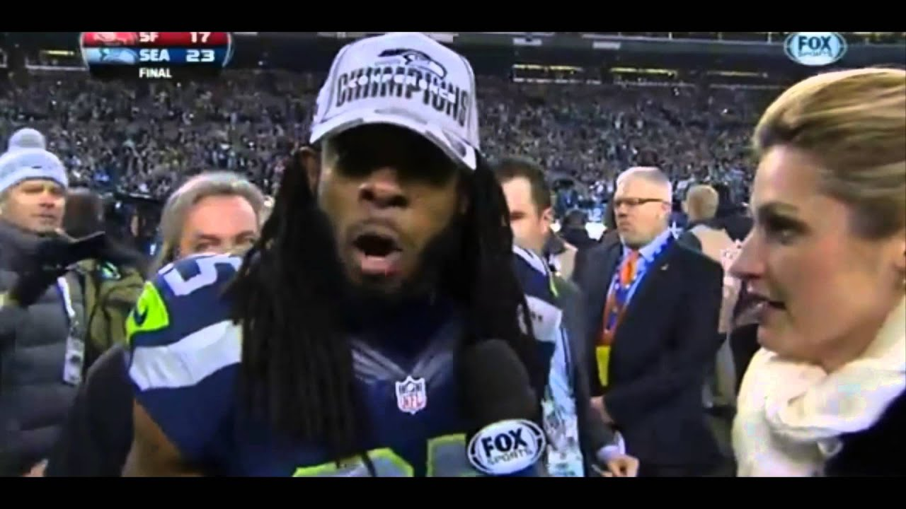 Memes Spread After Sherman Calls Out Crabtree at NFC Game |Richard Sherman Crabtree Meme