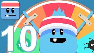 Dumb Ways to Die 2 - Gameplay Walkthrough Part 10 - All Characters Unlocked (iOS, Android)