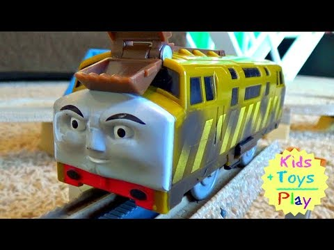 Thomas and Friends Trackmaster Railway   Thomas & Friends Sodor Storytime Video for Kids