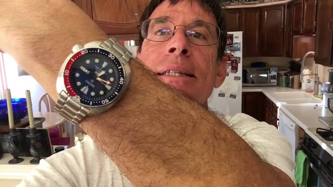 Seiko Padi Srpa21 Full Review New Seiko Turtle Review Youtube