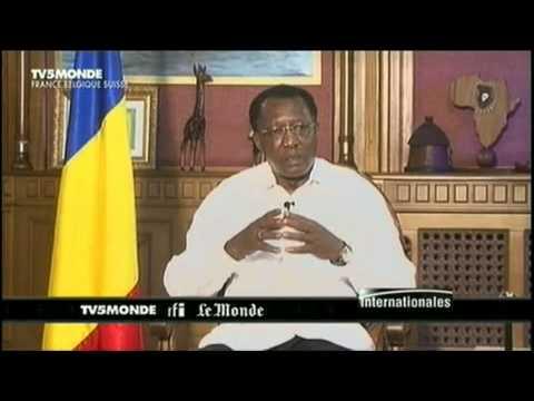 Interview Idriss Deby Itno
