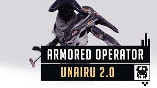 Warframe: UNAIRU 2.0 Explained | Abilities & Benefits