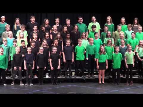5th Grade Vocal Music Program, 2016