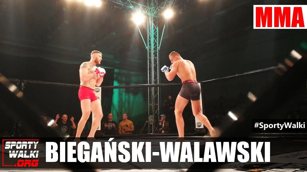 EFC 6: Adam Biegański vs Piotr Walawski