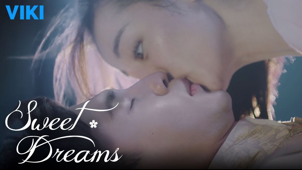 Want to know: Why kiss in a dream