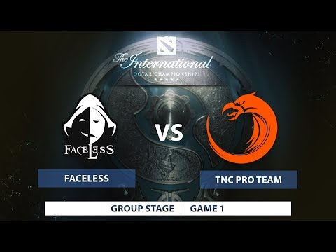 Faceless vs TNC Pro Team | TI7 SEA Qualifiers 2017 | Group Stage | Best of 1