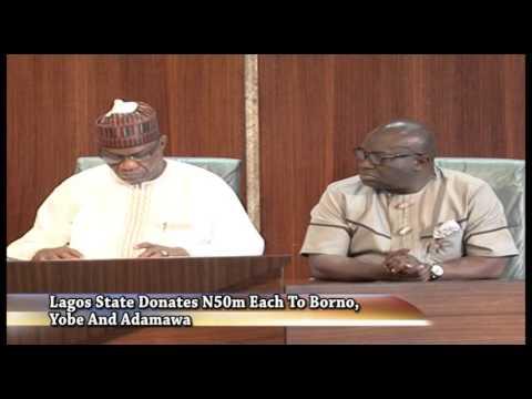Pres. Buhari Appoints Mahmood Yakubu INEC Chairman