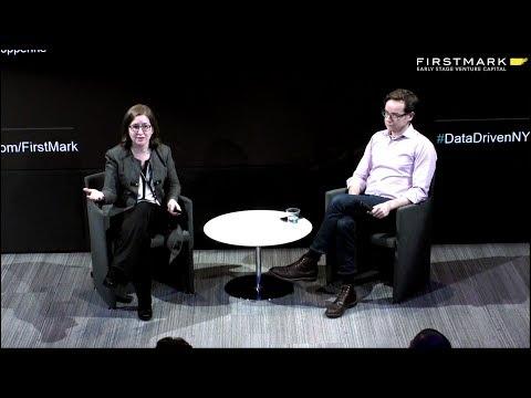 Text Analytics for Finance // Amanda Stent, Bloomberg (FirstMark's Data Driven)