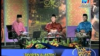 Gambar cover Forum Perdana : Divisyen Al-Fateh I