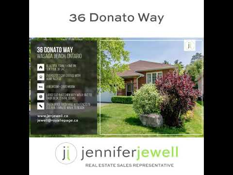 36 Donato Way, Wasaga Beach, Ontario