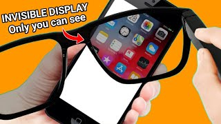how to make private mobile display. only you can see. #(DIY) home made