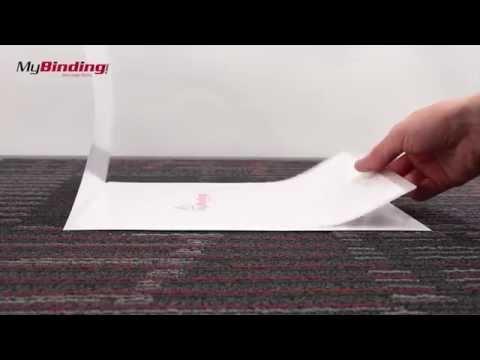 Laminating Pouches Letter Size