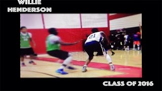 Willie Henderson Basketball- Junior Summer Mixtape