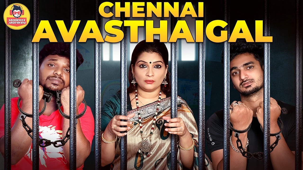 Chennai Avasthaigal In Lockdown || Tamil comedy Videos || Modern Monkey