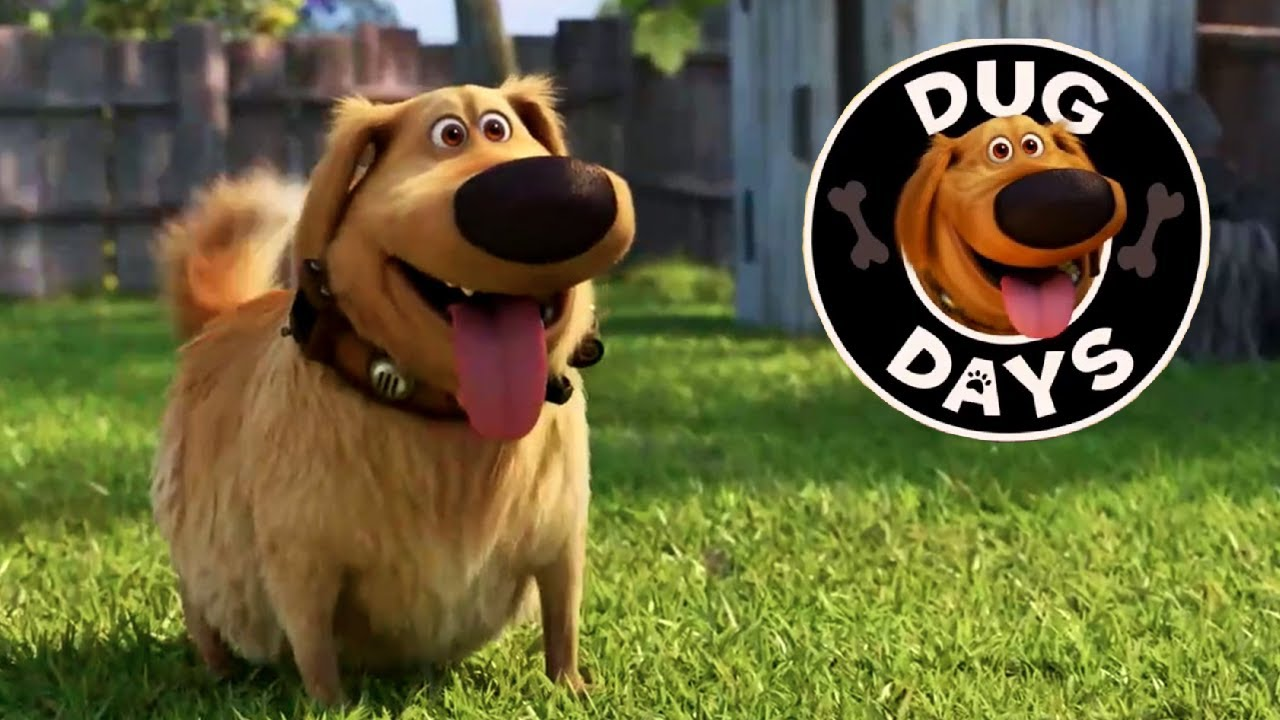 Pixar Dug Days Series - First Look (2021) - YouTube
