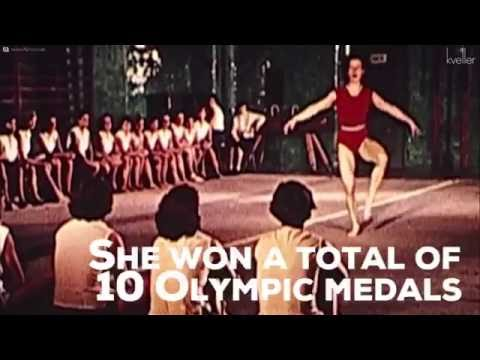 Holocaust Survivor, Agnes Keleti is the most decorated Jewish Olympian Woman