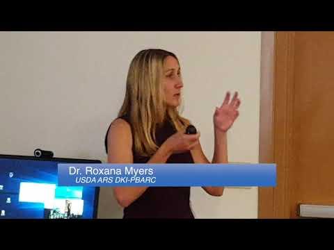 Part 7 Managing Plant parasitic Nematodes - Dr. Roxana Myers
