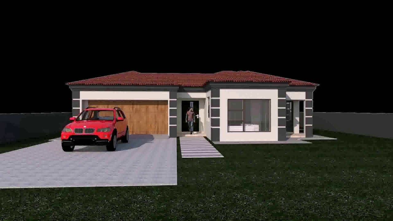 2 Bedroom House Plans With Garage South Africa - Gif Maker ...