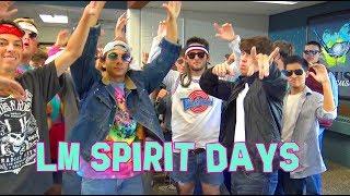 RADNOR'S LM WEEK 2017: Spirit Days